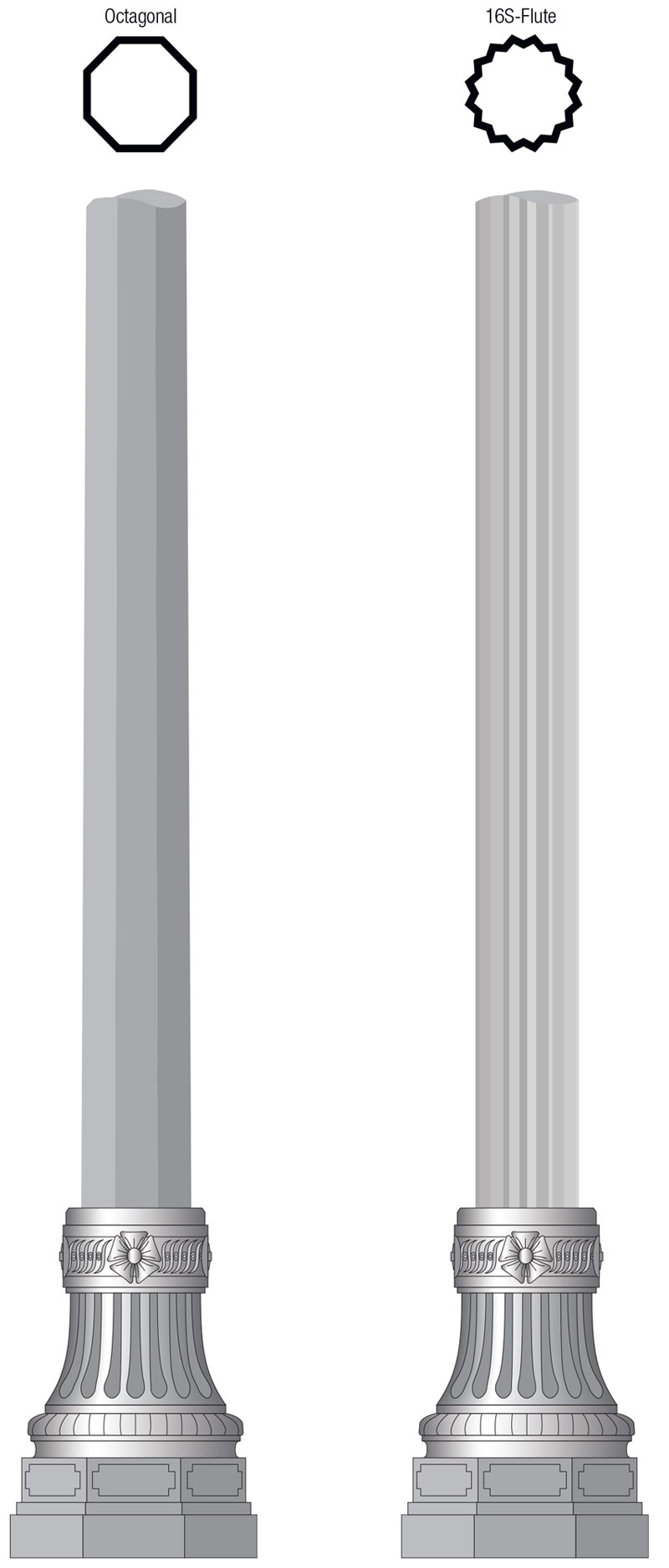 Tuscaloosa (BTAO) Pole Illustration